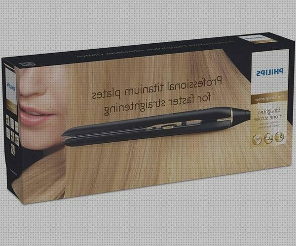 Review de philips plancha pelo philips pro straightener